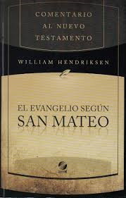 Comentario al NT El Evangelio según San Mateo (Tapa Dura)