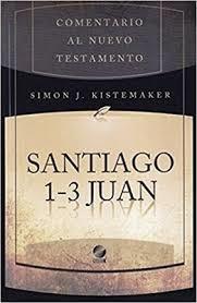 Comentario al NT Santiago,  1ª - 3ª Juan (Tapa Dura)