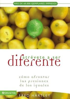 Atrevete A Ser Diferente (Rústica)