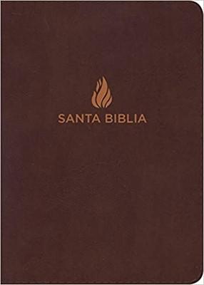 NVI Biblia Compacta Letra Grande con Índice (Bonded Leather)