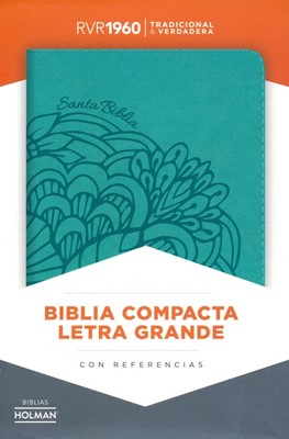 RVR 1960 Compacta Letra Grande (Imitation Leather)