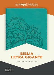 Biblia RVR 1960 Letra Grande (Imitation Leather)