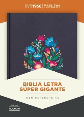 RVR 1960 Biblia Letra Gigante con Índice (Hard Cover)