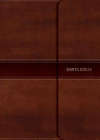 RVR 1960 Biblia Letra Grande Tamaño Manual (Imitation Leather)