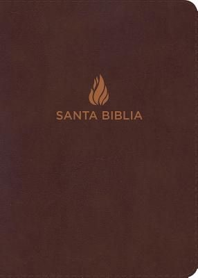 RVR 1960 Biblia Letra Súper Gigante (Leather Binding)