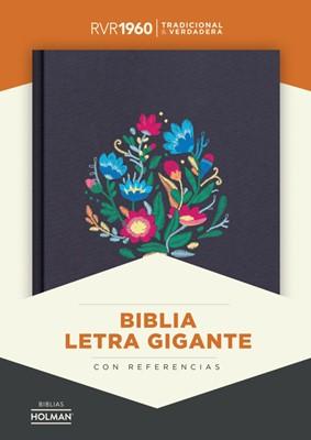 RVR60 Biblia Letra Gigante (Hard Cover)