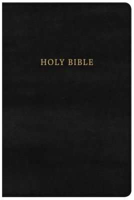 NKJV Large Print Personal Size Reference Bible (Imitation Leather)