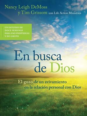En Busca De Dios (Rústica)