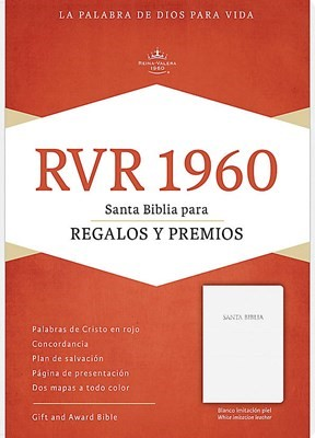 Biblia Regalos Y Premios (Imitación Piel Blanco)