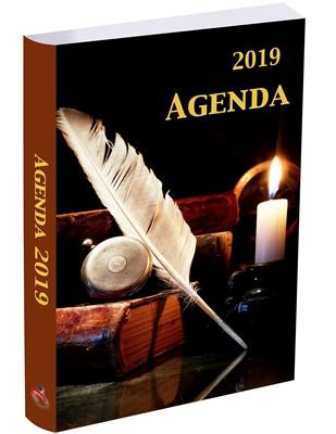 Agenda Prats 2019 - Café Vela Ejecutiva (Pasta flexible)