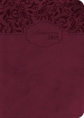 NPD Agenda Ejecutiva 2019 - Cereza (Vinil)