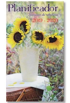 Planificador 2019-2020 Momentos de Sabiduría – Girasol (Rústica)