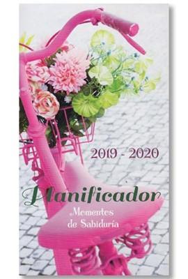 Planificador 2019-2020 Momentos de Sabiduría – Bicicleta (Rústica)