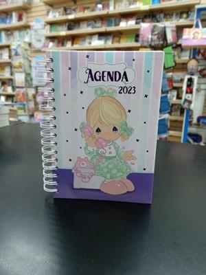 Agenda Precious Moments 2019 (Acolchada con Anillas)