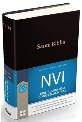 NVI Biblia para Uso Congregacional (Tapa Dura)