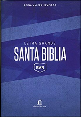 RVR 77 Biblia Letra Grande TD (Tapa Dura)