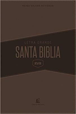 RVR 77 Biblia Letra Grande Imitación Piel (Imitación Piel)