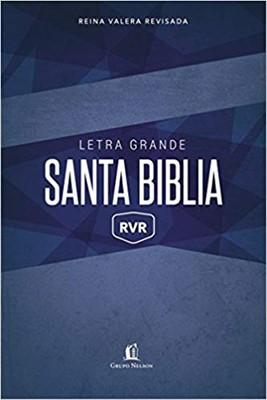 RVR 77 Biblia Letra Grande Rústica (Rústica)