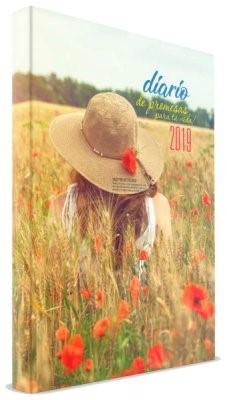 Diario de Promesas para tu Vida 2019 - Campo (Acolchonado)