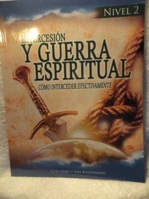 Intercesión Y Guerra Espiritual 2 (Rústica)