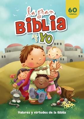 La Gran Biblia Y Yo - Bilingue (Tapa Dura)