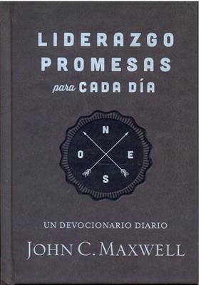 Liderazgo Promesas para Cada Día (Tapa Dura)
