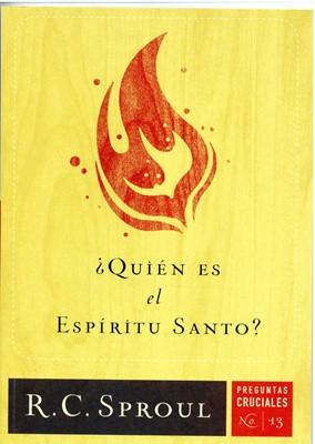 ¿Quién es el Espíritu Santo? (Rustica)