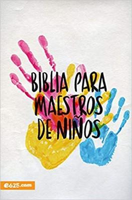 Biblia para Maestros de Niños (Rústica)