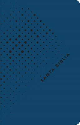 NTV Biblia Económica Edición Ágape (Imitación de cuero, azul)
