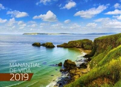 Calendario Manantial de Vida 2019 (Rústica)