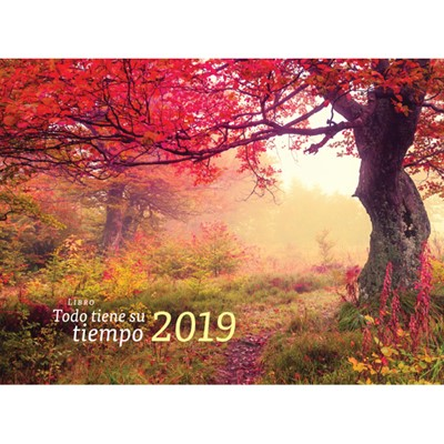 Calendario Todo Tiene Su Tiempo (Rústica)