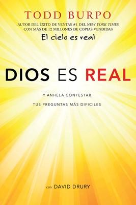 Dios es Real (Rústica)