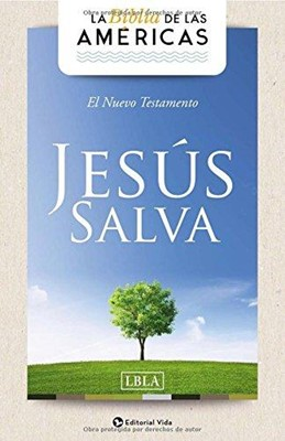 LBLA Nuevo Testamento Jesús Salva (Nuevo) (Rústica)