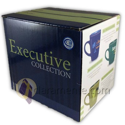 Executive Ceramic Mug Courage