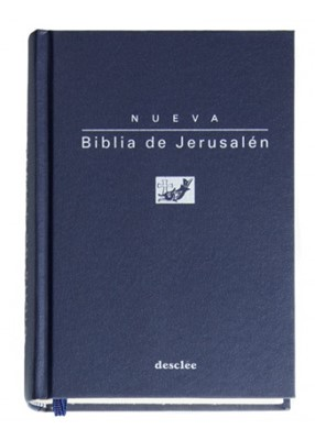 Biblia de Jerusalen Bolsillo (Tapa Dura)