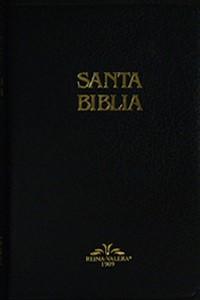 RVR 1909 Biblia SBU Vinil Chica (Vinil Chica Negro)