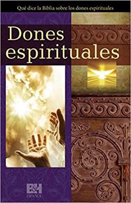Dones Espirituales (Rústica)