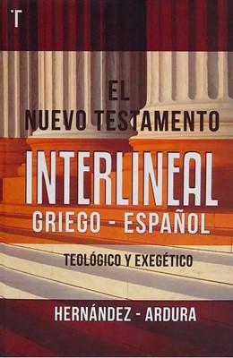 El Nuevo Testamento Interlineal Griego - Español (Tapa dura)
