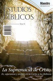 Estudio Bíblicos Adultos: La Supremacía de Cristo (Rústica)