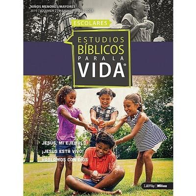 Est. Bíblicos para la Vida: Escolares (Rústica)