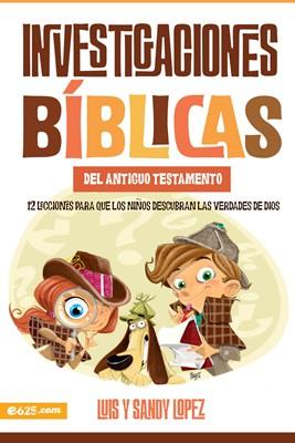 Investigaciones Bíblicas del A.Testamento (Rústica)