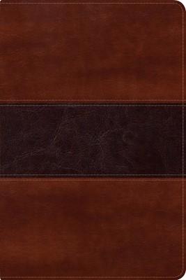 NVI Biblia del Pescador Letra Grande (Pies Símil caoba)