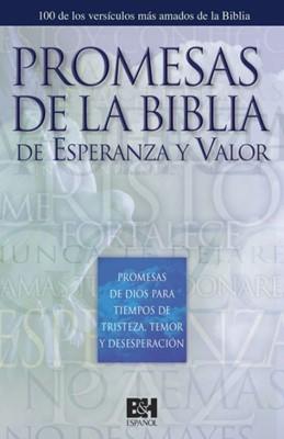 Promesas Bíblicas de Esperanza y Valor (Rústica)