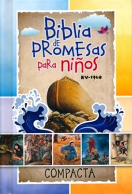 RVR1960 Biblia de Promesas Compacta Para Niños (Compacta, Tapa Dura)