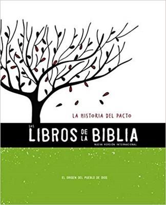 NVI Los Libros de la Biblia: La Historia Del Pacto (Rustica)