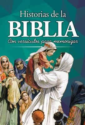 Biblia De Historias Para Niños (Tapa Dura)