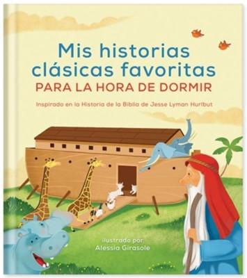 Mis Historias Clásicas Favoritas (Tapa Dura)