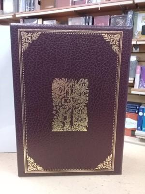 Biblia Del Oso 450 Aniversario (Piel especial, chocolate)