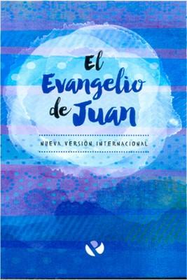NVI Evangelio De Juan (Rústica/Azul)