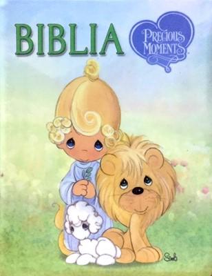 RVR 1960 Biblia Precious Moments (Vinilo)
